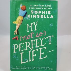 My Not So Perfect Life hardcover book